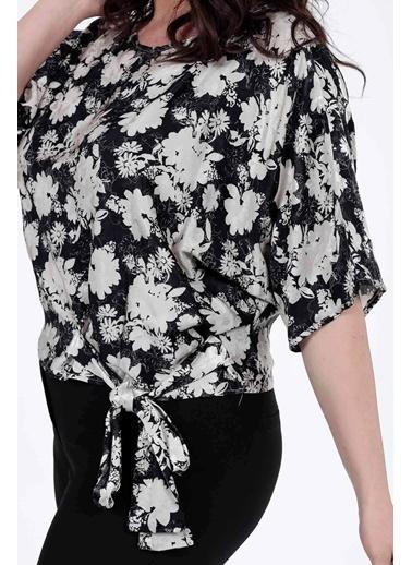 Vitrin XL Bluz Siyah